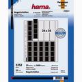 Detail produktu - Hama obal na negativ, 24x36 mm, pergamen matný, 250x315 mm, 25 ks