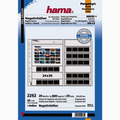 Detail produktu - Hama negative Sleeves, 24  x  36 cm, Glassine matt