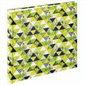 Detail produktu - Hama album klasické HAWAII 30x30 cm, 100 stran, zelená