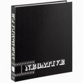 Detail produktu - Hama negative Ringbinder Album, Black