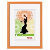 Hama rámeček plastový MADRID, oranžová, 15x20 cm - zvětšit obrázek