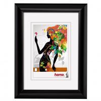 Hama rámeček plastový MALAGA, černá, 40x50 cm - zvětšit obrázek