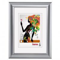 Hama rámeček plastový MALAGA, stříbrná, 20x30 cm - zvětšit obrázek