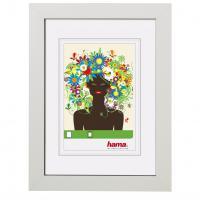 Hama rámeček plastový ARONA, bílý, 30x40cm - zvětšit obrázek