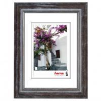 Hama rámeček dřevěný RHODOS, hnědá, 13x18 cm - zvětšit obrázek