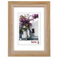 Hama rámeček dřevěný RHODOS, dub, 15x20 cm - zvětšit obrázek