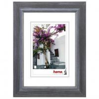 Hama rámeček dřevěný RHODOS, šedá, 15x20 cm - zvětšit obrázek