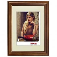 Hama rámeček dřevěný BELLINA, ořech, 13x18cm - zvětšit obrázek