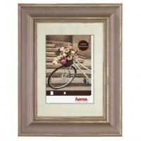 Hama rámeček dřevěný VÉLO, kapučíno, 40 x 50 cm - zvětšit obrázek