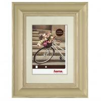Hama rámeček dřevěný VÉLO, krémová, 30 x 40 cm - zvětšit obrázek