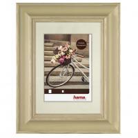 Hama rámeček dřevěný VÉLO, krémová, 50 x 70 cm - zvětšit obrázek