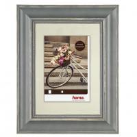 Hama rámeček dřevěný VÉLO, šedá, 13 x 18 cm - zvětšit obrázek