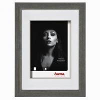 Hama rámeček dřevěný DANA, kamenná šedá, 24 x 30 cm - zvětšit obrázek