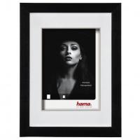 Hama rámeček dřevěný DANA, černá, 13 x 18 cm - zvětšit obrázek
