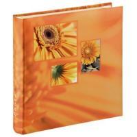 Hama album klasické SINGO 30x30 cm, 100 stran, oranžové - zvětšit obrázek