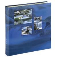Hama album klasické SINGO 30x30 cm, 100 stran, modré - zvětšit obrázek