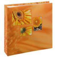 Hama album memo SINGO 10x15/200, oranžové, popisové pole - zvětšit obrázek