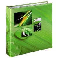 Hama album memo SINGO 10x15/200, zelené, popisové pole - zvětšit obrázek