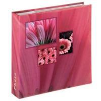 Hama album memo SINGO 10x15/200, růžové, popisové pole - zvětšit obrázek
