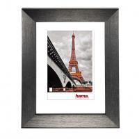 Hama rámeček plastový PARIS, šedá, 10x15 cm - zvětšit obrázek