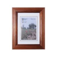 Hama rámeček dřevěný LORETA, tmavý dub, 15x21cm - zvětšit obrázek