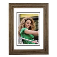 Hama rámeček dřevěný JESOLO, tmavě olivový, 18x24cm - zvětšit obrázek