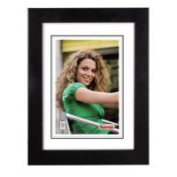 Hama rámeček dřevěný JESOLO, černý, 40x50cm - zvětšit obrázek