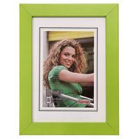 Hama rámeček dřevěný JESOLO, zelená, 10x15cm - zvětšit obrázek