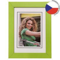 Hama rámeček dřevěný JESOLO, zelená, 40x50cm - zvětšit obrázek