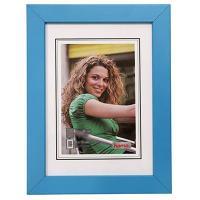 Hama rámeček dřevěný JESOLO, modrá, 30x45cm - zvětšit obrázek
