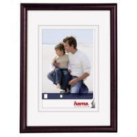 Hama rámeček dřevěný OREGON, mahagon, 29,7x42 cm - zvětšit obrázek