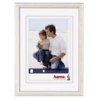 Hama rámeček dřevěný OREGON, bílá, 29,7x42 cm - zvětšit obrázek