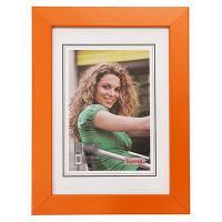 Hama rámeček dřevěný JESOLO, oranžová, 29,7x42 cm - zvětšit obrázek