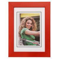 Hama rámeček dřevěný JESOLO, červená, 29,7x42 cm - zvětšit obrázek