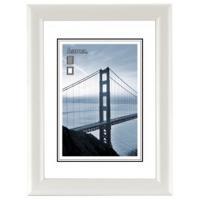 Hama rámeček plastový MALAGA, bílá, 13x18 cm - zvětšit obrázek