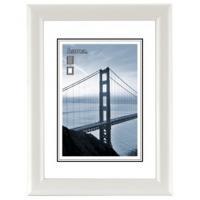 Hama rámeček plastový MALAGA, bílá, 30x40 cm - zvětšit obrázek