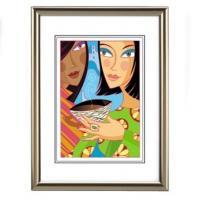 Hama rámeček plastový MADRID, ocelová, 40x50 cm - zvětšit obrázek