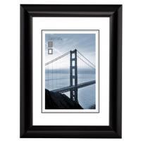 Hama rámeček plastový MALAGA, černá, 10x15 cm - zvětšit obrázek