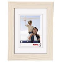 Hama rámeček dřevěný RIGA, bílý, 40x60cm - zvětšit obrázek
