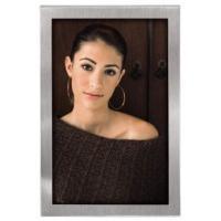 Hama portrétový rámeček Bristol, 10x15 cm, stříbrný - zvětšit obrázek
