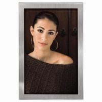Hama portrétový rámeček Bristol, 15x20 cm, stříbrný - zvětšit obrázek