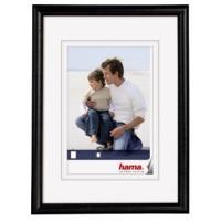 Hama rámeček dřevěný OREGON, černý, 13x18cm - zvětšit obrázek