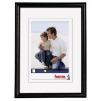 Hama rámeček dřevěný OREGON, černý, 50x70cm - zvětšit obrázek