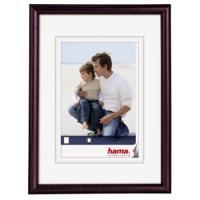 Hama rámeček dřevěný OREGON, mahagon, 18x24cm - zvětšit obrázek