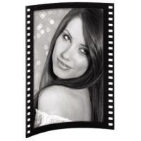 Hama portrétový rámeček Film, 10x15 cm, akrylový, na výšku - zvětšit obrázek