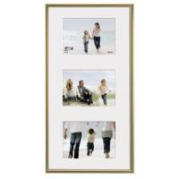 Hama rámeček plastový Galerie Madrid, zlatá, 23x45 cm/3 - zvětšit obrázek