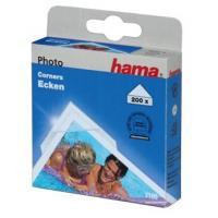 Hama fotorůžky samolepící, transparentní, 200 ks - zvětšit obrázek